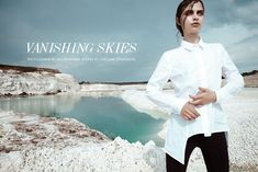 Becca B by Jaclyn Adams in Vanishing Skies for Fashion Gone Rogue
