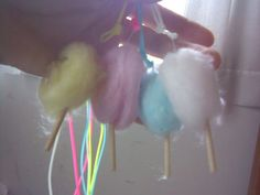 Cotton Candy! DIY