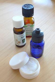 aromatherapy sniff box: diy or buy