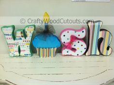 Birthday Wish Wood Craft