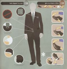 Guide to looking dapper in a suit