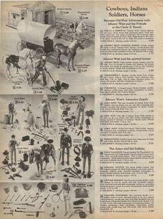 Johnny West JC Penney 1970