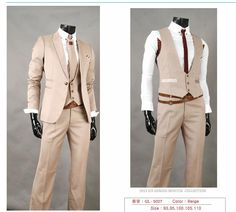 Designer referral-button slim fit suit