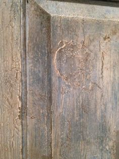 RESTORE INTERIORS: ADVANCED PAINT CLASS AT FAUX STUDIO DESIGNS (Need to learn to do this!!!  It is using a crackle product, maybe Artisan Crackle Tex)