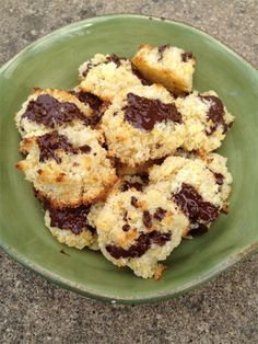 Gluten Free Dairy Free Whole Egg Coconut Macaroons