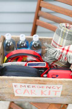 #DIY Emergency Car Kit