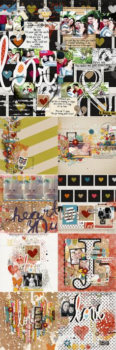 >> CT INSPIRATION using Precious Love {collection} by Studio Basic