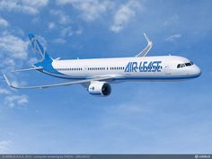 Airbus launches A321