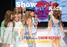 FIMI Madrid report and catwalk pictures by ShowStyleKids.com