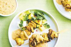 Satay chicken by Matt Preston - Member recipe - Taste.com.au