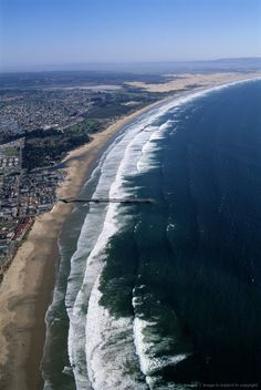 Image detail for -PISMO BEACH ON THE CALIFORNIA COAST