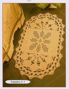 Tapete de Croche | Receitas de Croche
