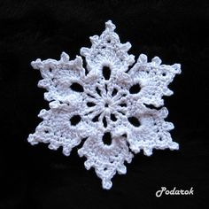 patons yarn snowflake patterns
