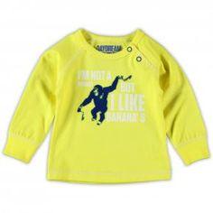 CKS Baby Boys shirt met lange mouw shirt met, boy shirt