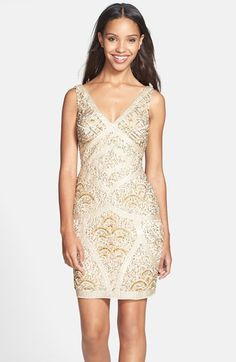 A standout dress for the #bride at her bachelorette or post-wedding party!