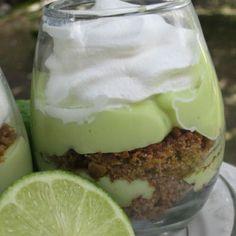 Key Lime Parfaits