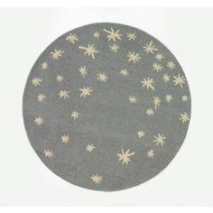 Galaxy Round Rug