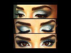 Maquillaje en Plata