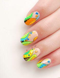 Best Nail Art - Tumblr #nailart #nails #bestnails