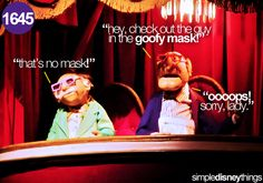 These two are my favorite parts of Muppet's Vision 3D. With the exception of Sam Eagle.