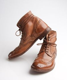 Woman Brouges Shoes Cognac Officine Creative