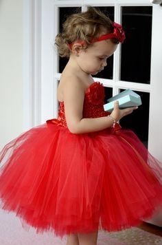 . little red, red flower girl dress, little princess, tutu dresses, red flowers, sweet dress, flower girl dresses, red tutu, flower girls
