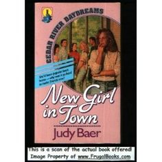 New Girl in Town (Cedar River Daydreams #1)