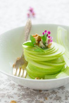 Homemade Crisp Waldorf Salad Recipe