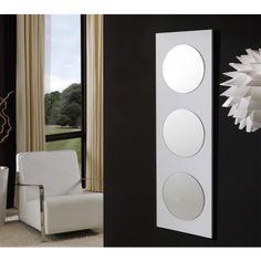 Espejos decorativos on pinterest madrid metals and vintage for Espejos decorativos para pegar en la pared