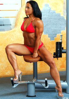 Fit & Muscular Women