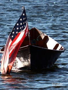God Bless America. Photo by David Fuller. flags, david fuller, fourth of july, american, dinners, boats, bristol ri, 4th of july, beauty