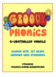 Groovy Phonics - Aligned with CCSS   $5