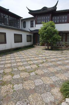 Chinese yard