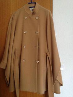 Alice Temperley London Pippa Middleton Somerset Camel Cape Coat | eBay