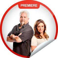 Rachael vs. Guy: Celebrity Cook-Off Premiere