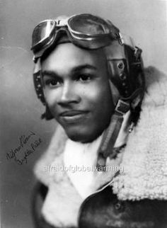 Photo. WW2.  1940s. African American Pilots - Tuskegee Airmen - A. Harris
