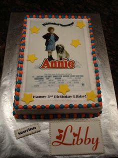 Annie cake