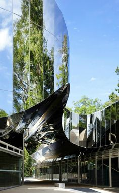 Botanic Gardens Visitors Centre / Charles Wright Architects