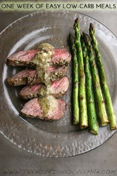 My Week of Low-Carb Meals! | The Nourished CavemanThe Nourished Caveman