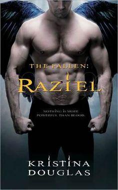 The Fallen: Raziel by Kristina Douglas