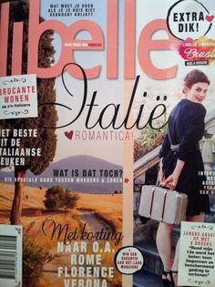 Deze week: met Libelle naar Italië! | Italië dichtbij | Ciao tutti - ontdekkingsblog door Italië