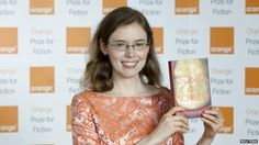 Madeline Miller has won the Orange Prize for women writers with The Song of Achilles. Very cool. Great book!