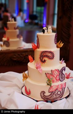 Blue Note Bakery :: Austin, TX :: Wedding Cakes