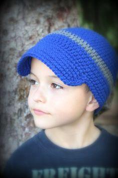 Cute Newsboy Hats for boys...Handmade! by emmaraedesigns