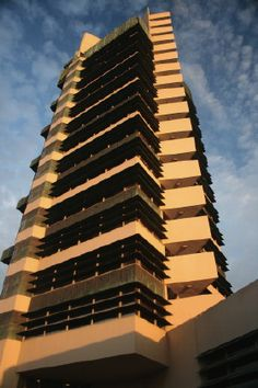 The Price Tower by Frank Lloyd Wright