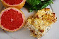 Crock Pot Breakfast Casserole Recipe – 6 Points+ - LaaLoosh
