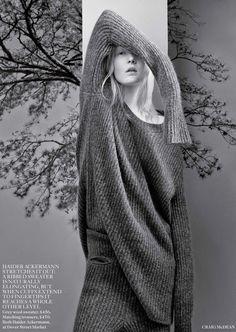 Harleth Kuusik, Maja Salamon, Nastya Sten by Craig McDean for Vogue UK September 2014 8