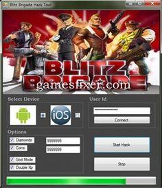 Blitz Brigade Hack [ANDROID][IOS] http://gamesfixer.com/blitz-brigade-hack/