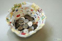 Hacer una cesta de un cartón de jugo Paso 8.jpg Naranja