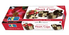 edibl marbl, heart cup, chocol cup, candi chocol, bridal shower, chocol heart, marbl chocol, chocol dessert, chocolate party